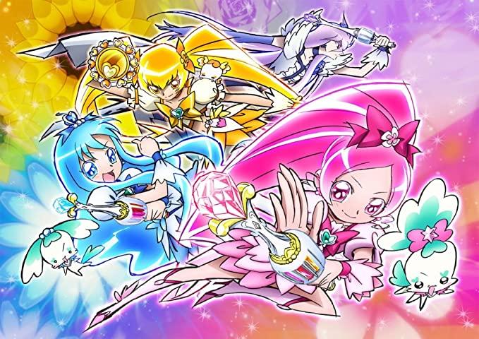 ハートキャッチプリキュア! Blu-ray BOX Vol.2(完全初回生産限定)