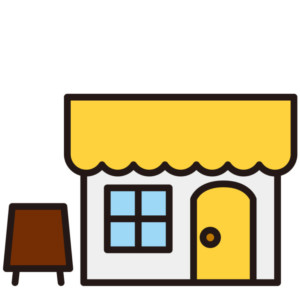 小規模な古書店