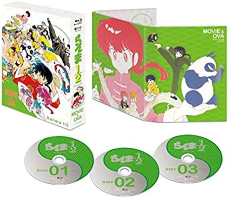 劇場版&OVA「らんま1/2」Blu-ray BOX