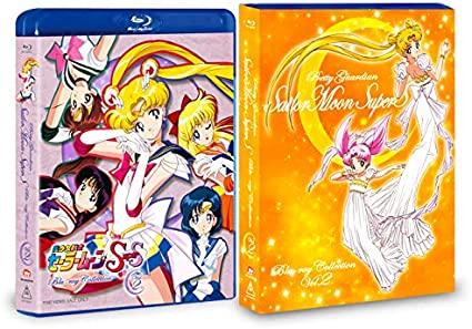 美少女戦士セーラームーンSuperS Blu-ray COLLECTION VOL.2