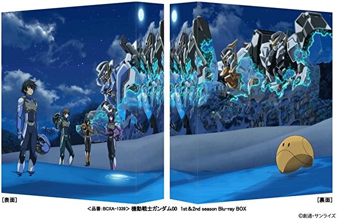 機動戦士ガンダム00 1st&2nd season Blu-ray BOX [期間限定版]
