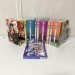 アニメBlu-ray・DVDを約200点宅配買取しました。