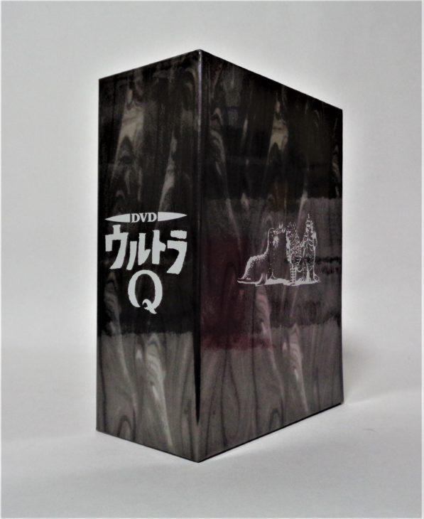 総天然色ウルトラQ DVD-BOXをお譲りいただきました。