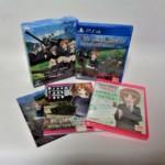 さいたま市見沼区 PS4 ガールズ&パンツァー他、ゲーム・DVDをお譲りいただきました。