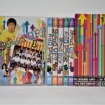STAND UP !! DVD-BOX(TVドラマ)を買取しました。