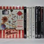 ジャニーズ 嵐・Blu-ray・DVD・CD・コンサートグッズ・生写真を宅配買取しました。