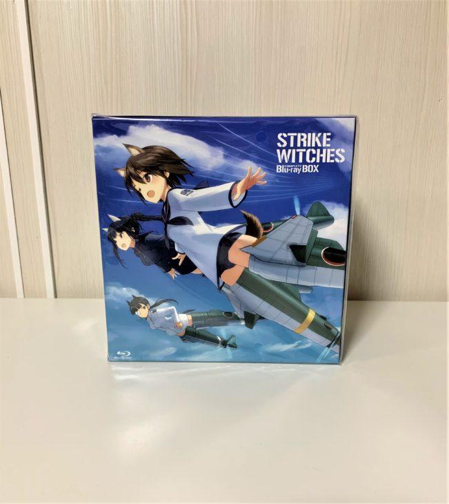ストライクウィッチーズ コンプリート Blu-ray-BOX 熊谷市へ出張買取に伺いました。