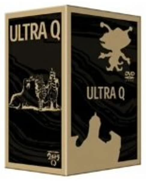 DVD ウルトラQ 全7巻セット
