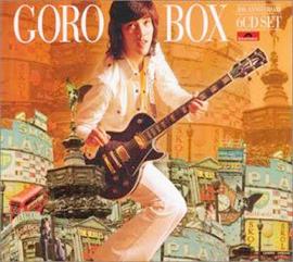 野口五郎 益田喜頓 GORO CD BOX