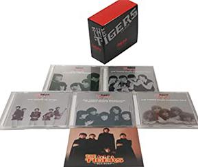ザ・タイガース THE TIGERS CD-BOX(5枚組)