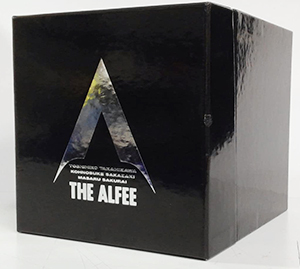 THE ALFEE CD BOX 10