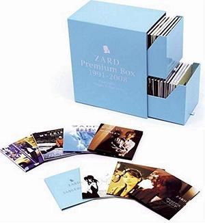 ZARD PREMIUM BOX 1991-2008