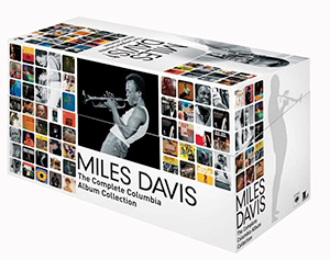 マイルス・デイビス Miles Davis - The Complete Columbia Album Collection