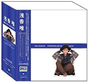 浅香唯 紙ジャケットCD-BOX