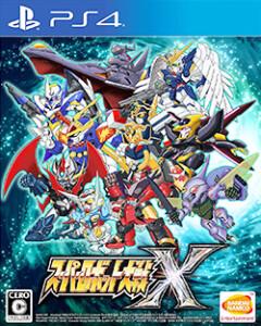 スーパーロボット大戦X PlayStation 4