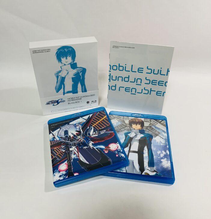 さいたま市桜区 機動戦士ガンダムSEED HDリマスター Blu-ray-BOX をお譲りいただきました。