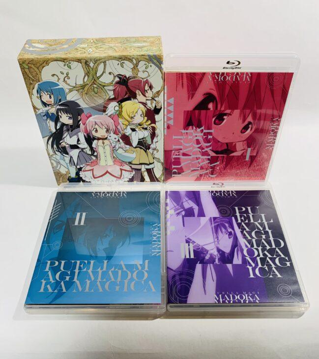熊本県熊本市 魔法少女まどか☆マギカ Blu-ray Disc BOX(完全生産限定版) 宅配買取しました。