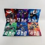 埼玉県さいたま市見沼区 血界戦線 & BEYOND などBlu-ray・DVD・CDを出張買取に伺いました。