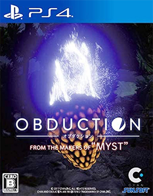 OBDUCTION PlayStation 4