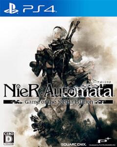 ニーア オートマタ ゲーム オブ ザ ヨルハ エディション PlayStation 4