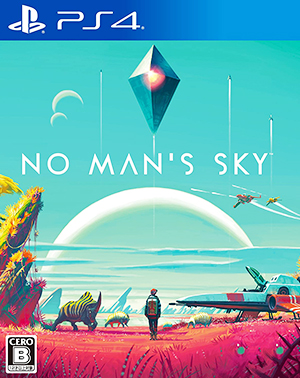 No Man's Sky PlayStation 4