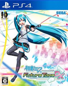 初音ミク Project DIVA Future Tone DX PlayStation 4