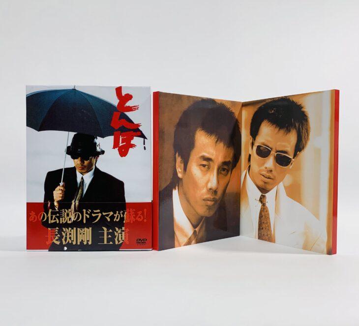 宅配買取 北海道札幌市 「とんぼ DVD」他、Blu-ray・DVDを買い取りしました。