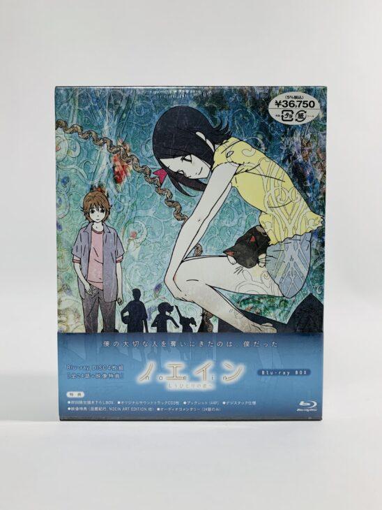 宅配買取 神奈川県川崎市 ノエインBlu-ray-Box他、フィギュアをお譲りいただきました。